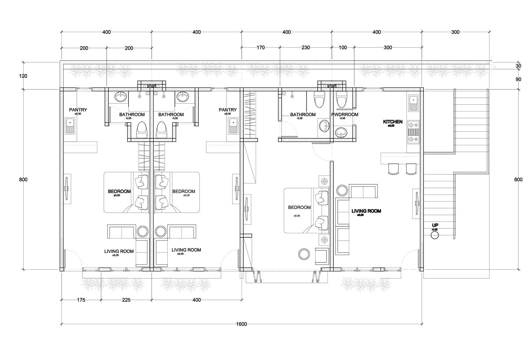 Ground Floor - Clubhouse Bali Condos